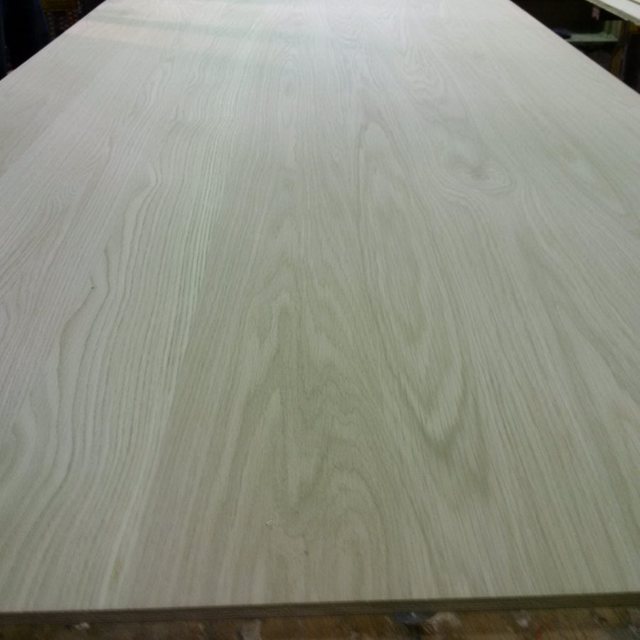F/S White Oak Planked